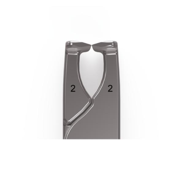 Molar spreders No. 2 – Thickness 5 mm