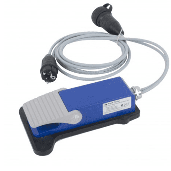 Equodent foot pedal for engine N1