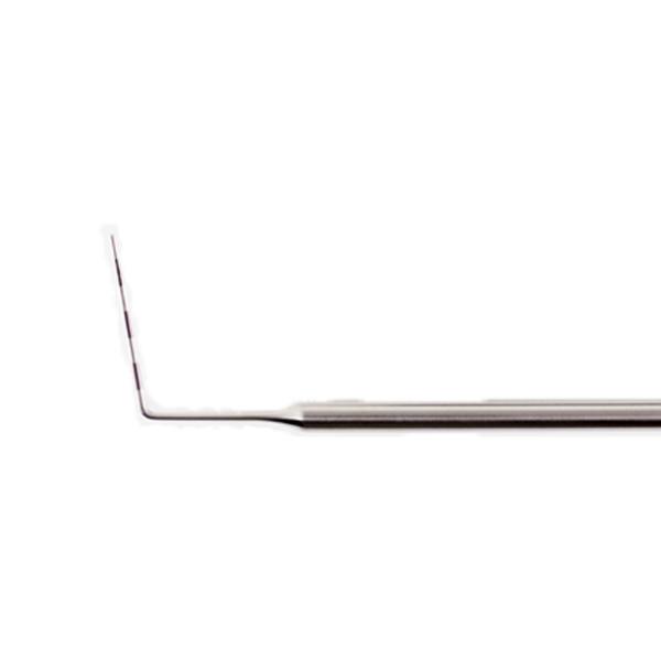 Dental probe blunt long (35 mm)